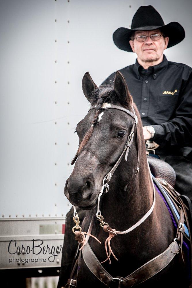 Les Cowboys Extr 234 Mes Au Salon Du Cheval Caro Berger